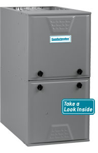 97 AFLUE High Efficiency Furnace by Comfortmaker