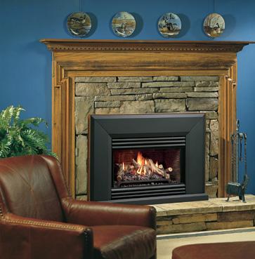 Fireplace Burloak Furnace Heating And Air Conditioning Hamilton Burlington Oakville