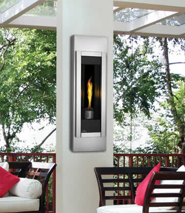 Continental Fireplace